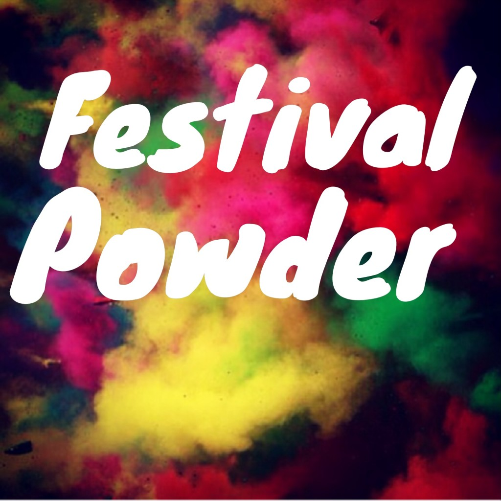 premium colored powder for color runs